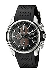 Citizen Men's Drive from Citizen Eco-Drive AR 2.0 Stainless Steel Chronograph Watch