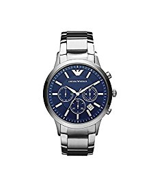 Emporior Armani AR2448 Mens Classic Blue Dial Watch