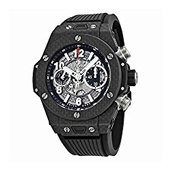 Hublot Big Bang UNICO Carbon Fiber Men's Automatic Chronograph – 411.QX.1170.RX