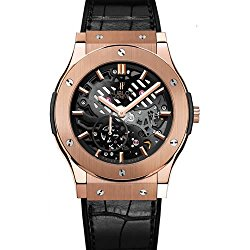 Hublot Classic Fusion Classico Men's Ultra-Thin King Gold Manual Watch – 515.OX.0180.LR