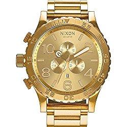Nixon Men's 51-30 Chronograph Stainless Steel Watch
