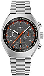 Omega Speedmaster Chronograph Grey Dial Steel Mens Watch 327.10.43.50.06.001