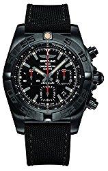 Breitling Chronomat 44 Blacksteel MB0111C3/BE35-253S