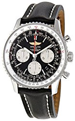 Breitling Men's AB012012-BB01 Navitimer Chronograph Stainless Steel Watch