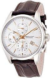 Hamilton Jazzmaster Classic Automatic Chronograph Mens Watch H32596551