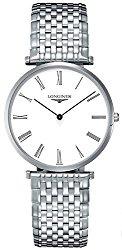 Longines La Grande Classique Mens L47554116 Watch Quartz – 36mm L4.755.4.11.6