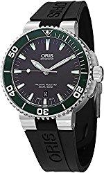 Oris Men's 73376534137RS Analog Display Swiss Automatic Black Watch