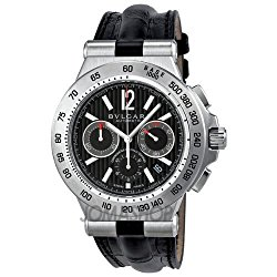 Bvlgari Diagono Professional Chronograph Automatic Mens Watch DP42BSLDCH