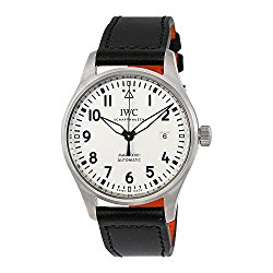 IWC Pilot's Mark XVIII Silver Dial Automatic Mens Watch IW327002
