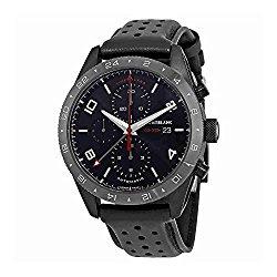 Montblanc TimeWalker Black Dial Automatic Mens Chronograph Watch 116102