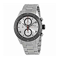 Montblanc TimeWalker Silver Dial Automatic Mens Watch 116099