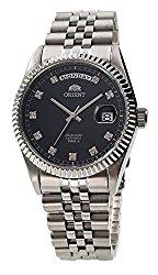 "ORIENT ""President"" Classic Automatic Sapphire Watch EV0J003B"