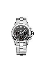 Raymond Weil Men's 7260-ST-00208 Automatic Stainless Steel Case Black Dial Color Chronograph Watch