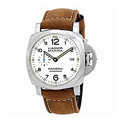 Panerai Luminor Marina 1950 White Dial Automatic Mens Watch PAM01499