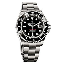 ROLEX Oyster Perpetual Sea-Dweller 126600 Automatic Men's Stainless Steel Watch