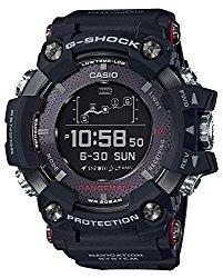 Casio G-SHOCK RANGEMAN Solar-Assisted GPS Navigation GPR-B1000-1JR Mens Made in japan (JAPAN IMPORT)