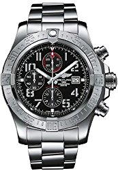 Breitling Super Avenger Men's Chronograph Watch – A1337111-BC28-168A