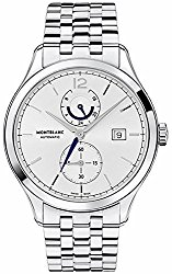 Montblanc Heritage Chronometrie Dual Time Mens Watch – 112648
