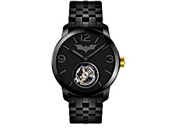 [Limited Edition] Memorigin X Batman Stainless Steel Tourbillon Watch
