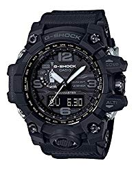 Men's Casio G-Shock Triple Sensor Mudmaster Black Watch GWG1000-1A1