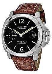 Panerai Luminor Marina Men's 40mm Automatic Watch – PAM00048