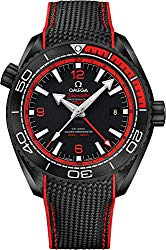 Omega Seamaster Planet Ocean Deep Black 45.5mm Men's Watch 215.92.46.22.01.003