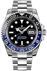 Rolex Oyster Perpetual GMT Master II Men's Watch 116710BLNR