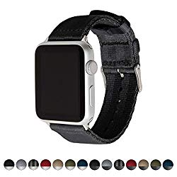 Archer Watch Straps Seat Belt Nylon Watch Bands for Apple Watch | Multiple Colors, 38mm, 42mm