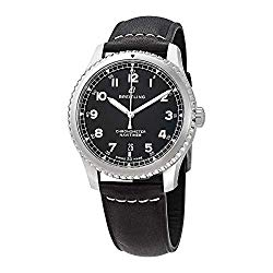 Breitling Navitimer 8 Automatic 41 Black Dial Men's Watch (REF: A17314101B1X1)