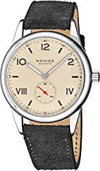Nomos Club Campus White Dial Mens Watch 735