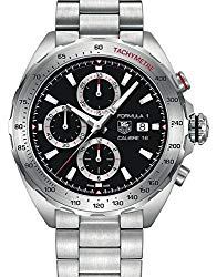 Tag Heuer Mens Formula 1 Automatic Chronograph Watch CAZ2010.BA0876
