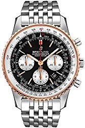 Breitling Navitimer 1 B01 Chronograph 46 Men's Watch UB0127211B1A1