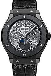 Hublot Classic Fusion Automatic Skeleton Dial Mens Watch 517.CX.0170.LR