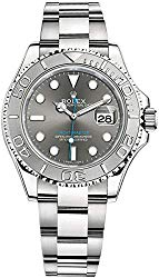 Rolex Dark Rhodium Dial 40 mm Mens Watch – Yacht-Master 40 116622