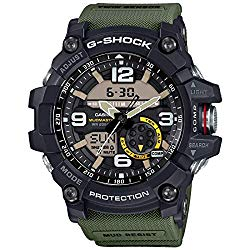 Casio G-SHOCK MUDMASTER Mens Watch GG-1000-1A3DR