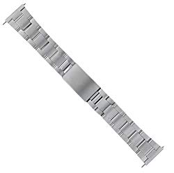 19MM HEAVY OYSTER WATCH BAND BRACELET FOR TAG HEUER CARRERA WAR211B.BA0782 S/END