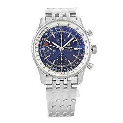 Breitling Navitimer 1 Blue Dial Men's Watch A24322121C2A1