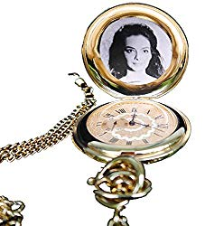 Straightline Music Pocket Watch Movie Prop from FOR A FEW DOLLARS MORE – Clint Eastwood + Lee Van Cleef – Great
