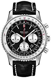 Breitling Navitimer 1 B01 Chronograph 46 Men's Watch AB0127211B1P1