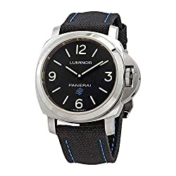 Panerai Luminor Black Dial Mens Watch PAM00774